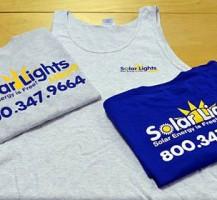 Solar Lights Tees & Tanks
