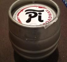 Pi Beer Keg