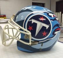 Football Helmet Wrap