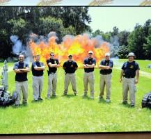 MCSO 6mil PVC Photos – Bomb Squad