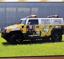 MCSO 6mil PVC Photos – Hummer