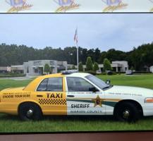 MCSO 6mil PVC Photos – Taxi/Sheriff Car