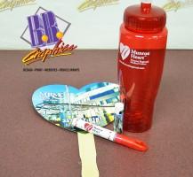 MRMC Heart Walk Promo Items 2014