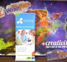CareerSource Trade Show Displays