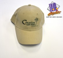 Creative Lawn Works Hats