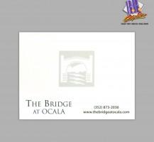 The Bridge Ocala Sticky Note Pad