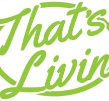 That's Livin Logo Design