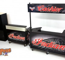 Indian Trade Show Booth Furniture