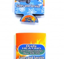 Ocala Heating & Air Full Color Coolies