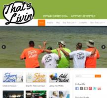 That's Livin Website