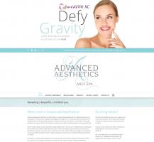 Advanced Aethestics Website