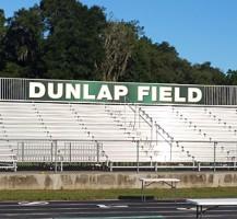 Dunlap Field Sign
