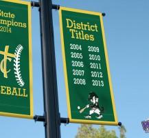 TCHS Avenue Banners- Baseball
