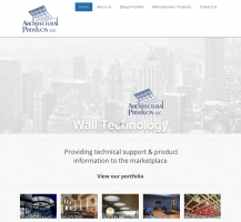 Architectural Products LLC Website