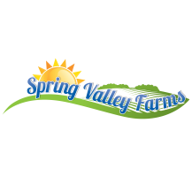 Spring Valley Farms Logo Design