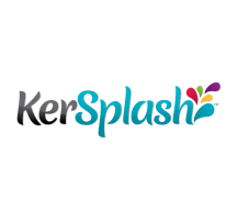 KerSplash Logo Design