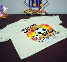 FYSA T-shirts