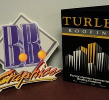 Turley Roofing Folders
